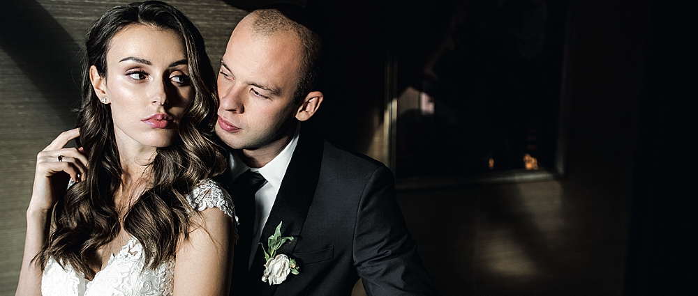 Love is in the air: emotional wedding in Moscow