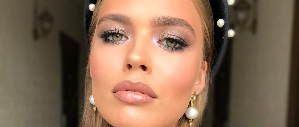 Makeup for an online date: step by step instructions