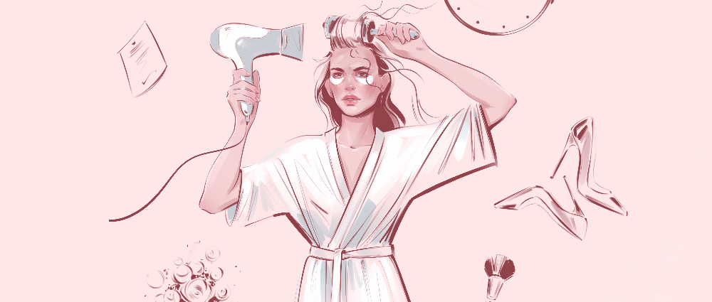 SOS situation: what beauty mistakes brides make