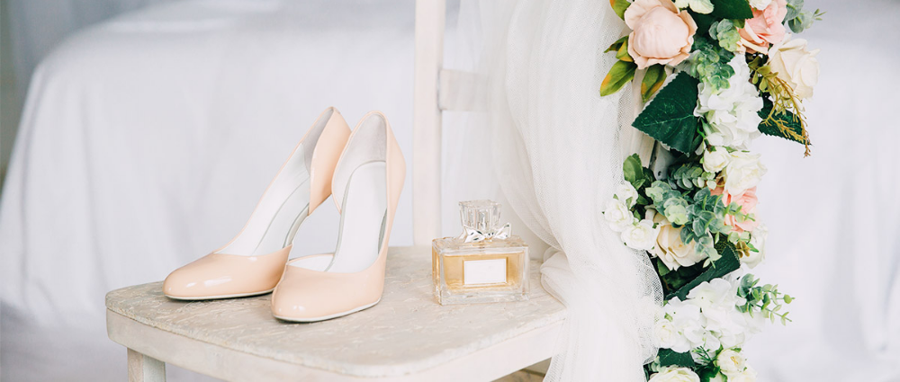 Wedding perfume for every season: a guide to fragrances