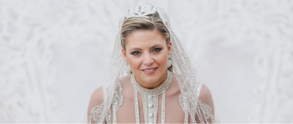 Wedding makeup trends 2019/2020: we analyze it using the example of star brides