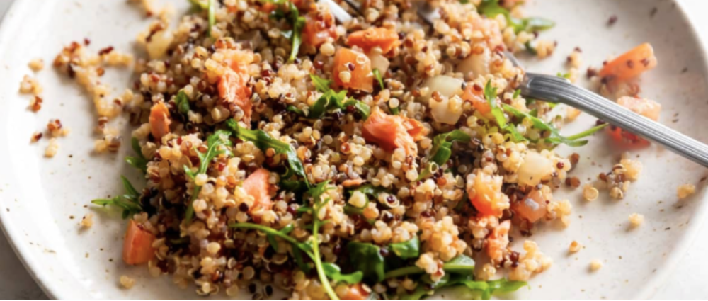 How to Make Quinoa Salad: Chef's Recipe