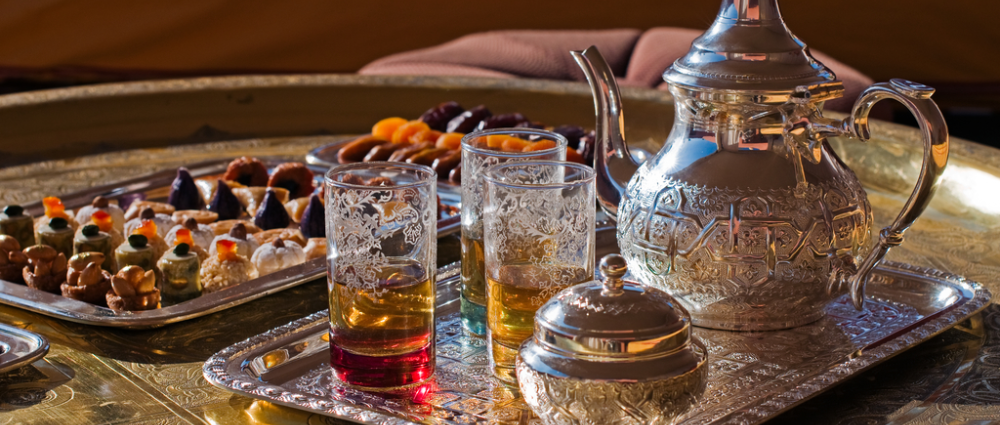 How to make real Moroccan tea: a bartender chef's recipe