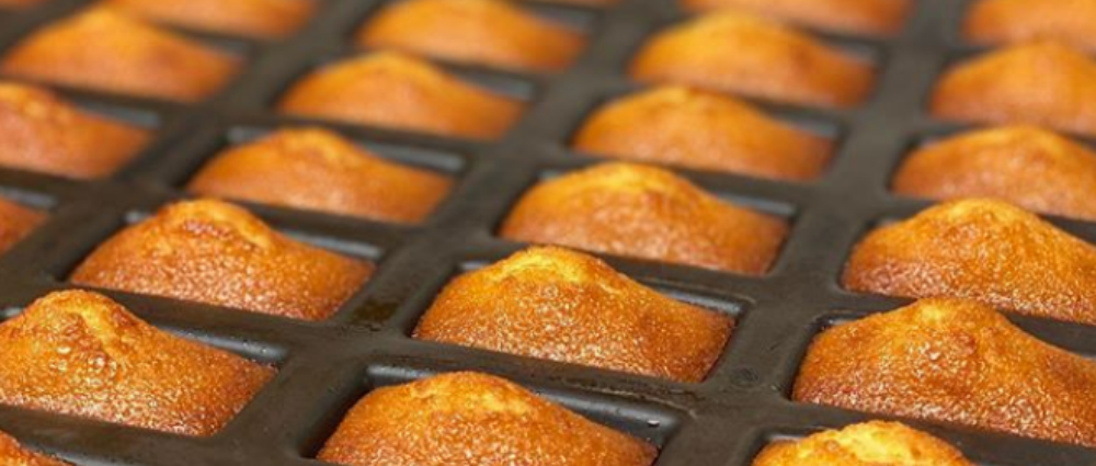 How to make an almond muffin: a chef's recipe