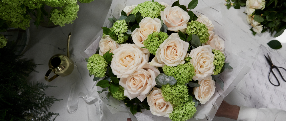 Flower boutique: opened at The Dorchester