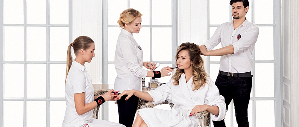 At the speed of light: ALDO COPPOLA mobile beauty services