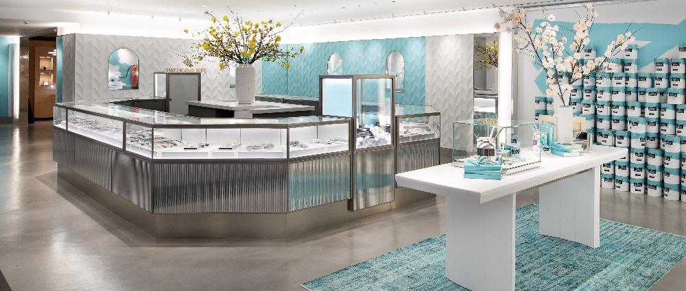A new place for all fashionistas: Tiffany & Co. pop-up store opens in New York