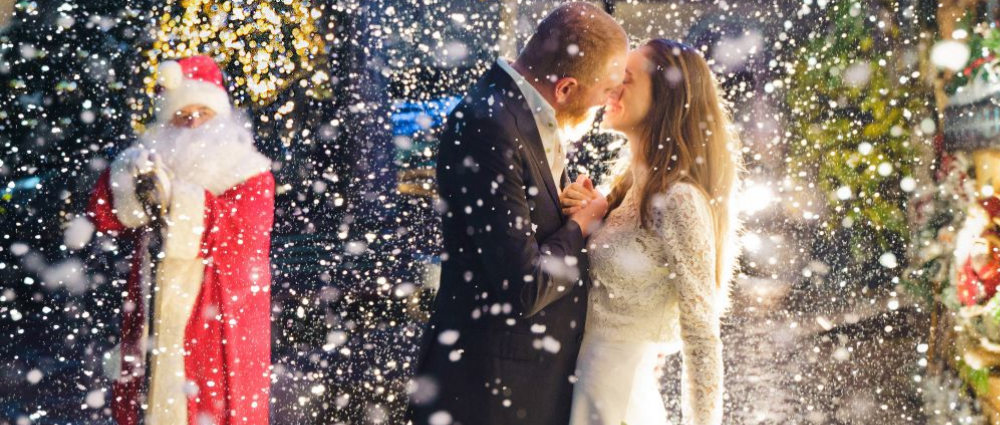 A New Year's Tale: Photo Project Wedding and Andrey Nastasenko
