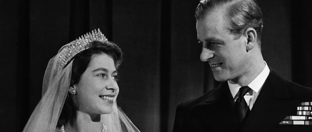 The wedding anniversary of Elizabeth II and Philip: remembering the royal wedding