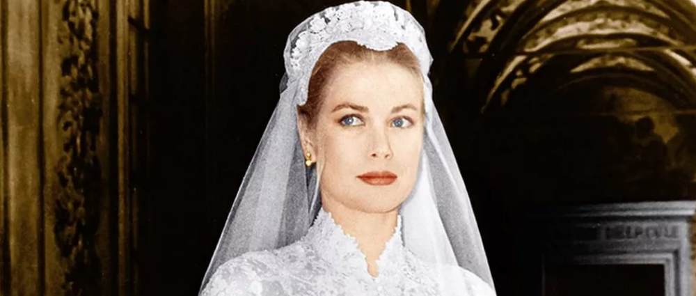 Royal wedding: remembering the wedding image of Grace Kelly