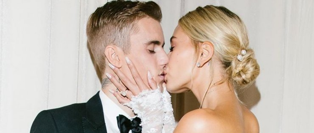 Haley and Justin Bieber: showed photos from the wedding