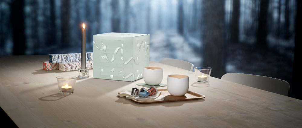 Taste autumn: the new Nordic moments collection