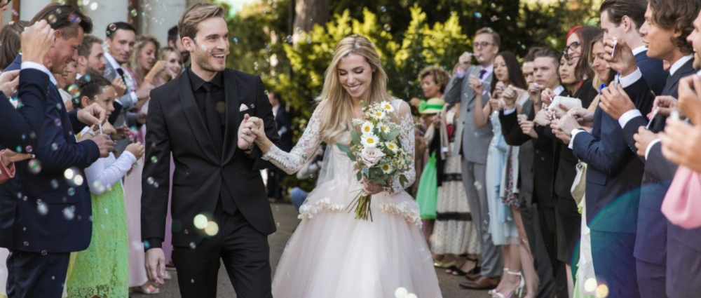 Bloggers' wedding: most popular blogger Pudipay got married