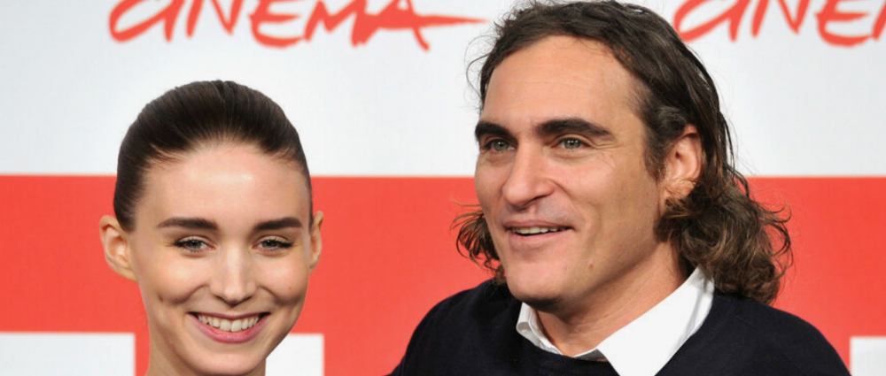 Star engagement: Rooney Mara and Joaquin Phoenix announced their wedding