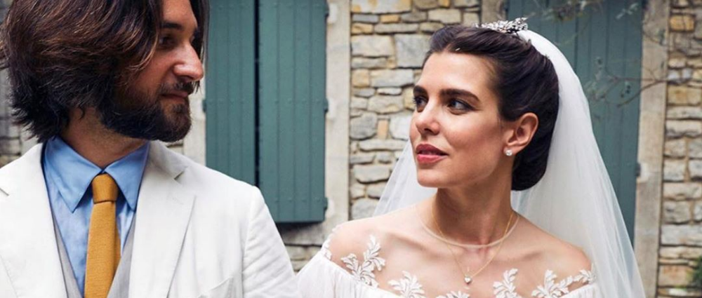 Granddaughter Grace Kelly's wedding: how was the ceremony of Princess Charlotte Casiraghi of Monaco