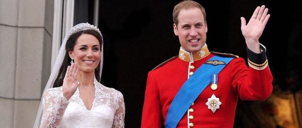 Kate Middleton and Prince William: celebrated their wedding anniversary