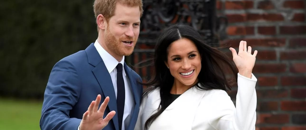Movie about Meghan Markle and Prince Harry: movie trailer released