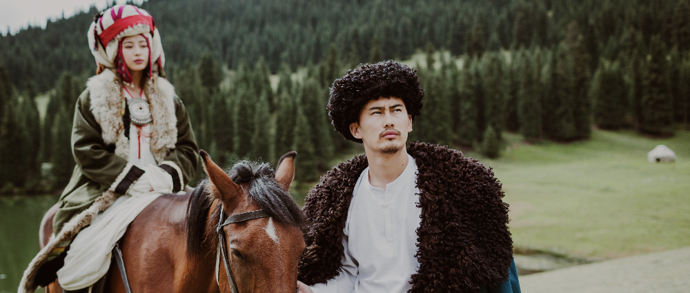 Wedding customs of nomads: traditions of the Kyrgyz