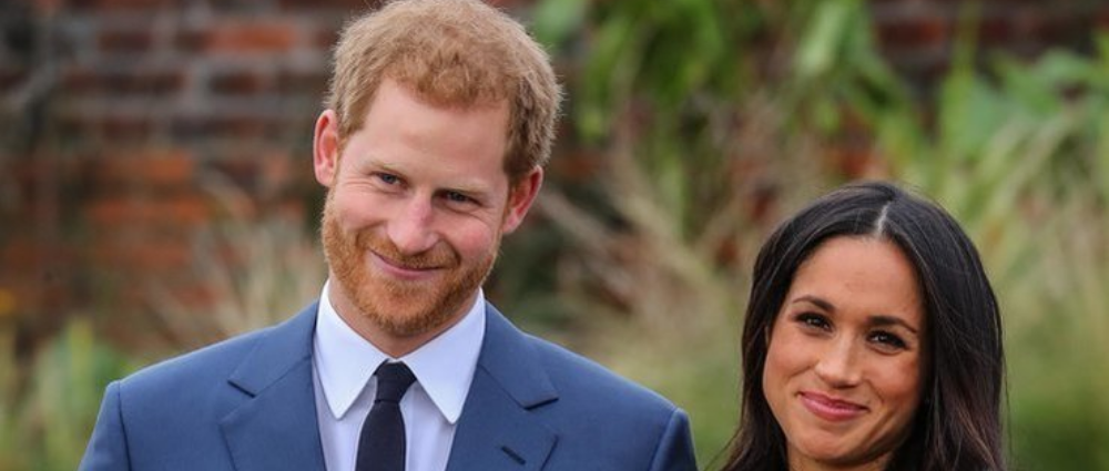 Meghan Markle confessed her love to Prince Harry: the official tour of the Dukes of Sussex