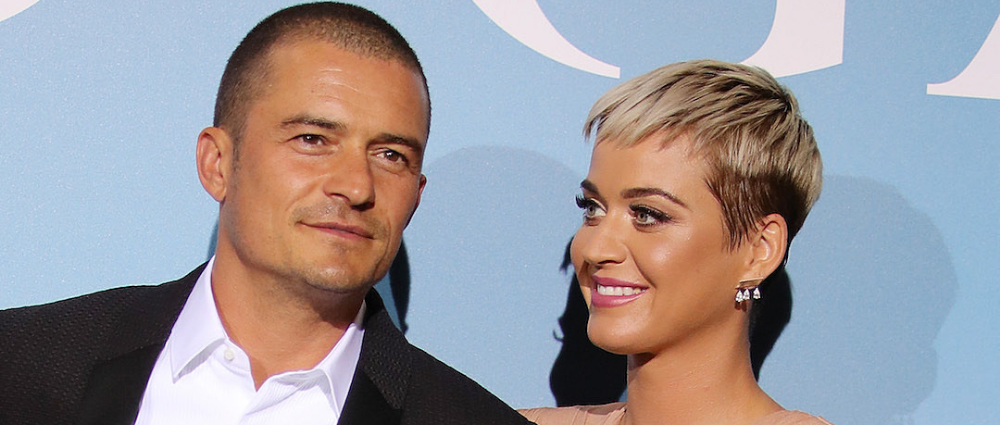 Orlando Bloom proposed to Katy Perry: on Valentine's Day